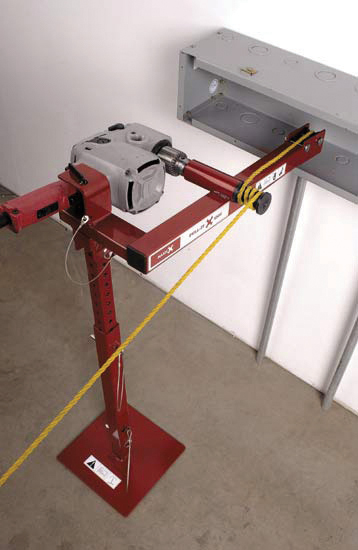 Maxis Wire Puller | Diamond Tool Maxis Cable Puller 1000 Lb 60 Foot Minimum